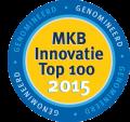 Logo KvK MKB innovatie top 100 2015 Elbes CO-STOP genomineerd