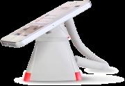 Optiguard V-line stand alone beveiligingsdisplays steuntjes met alarm en oplaadfunctie met smartphone