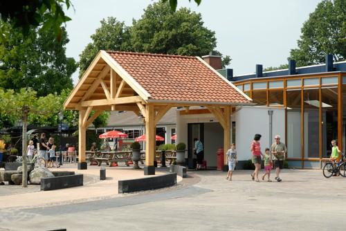 Vakantiepark Westerbergen voorzien van Elbes SYKONN parkautomatisering