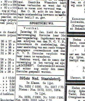 Meppeler Courant 23 januari 1911