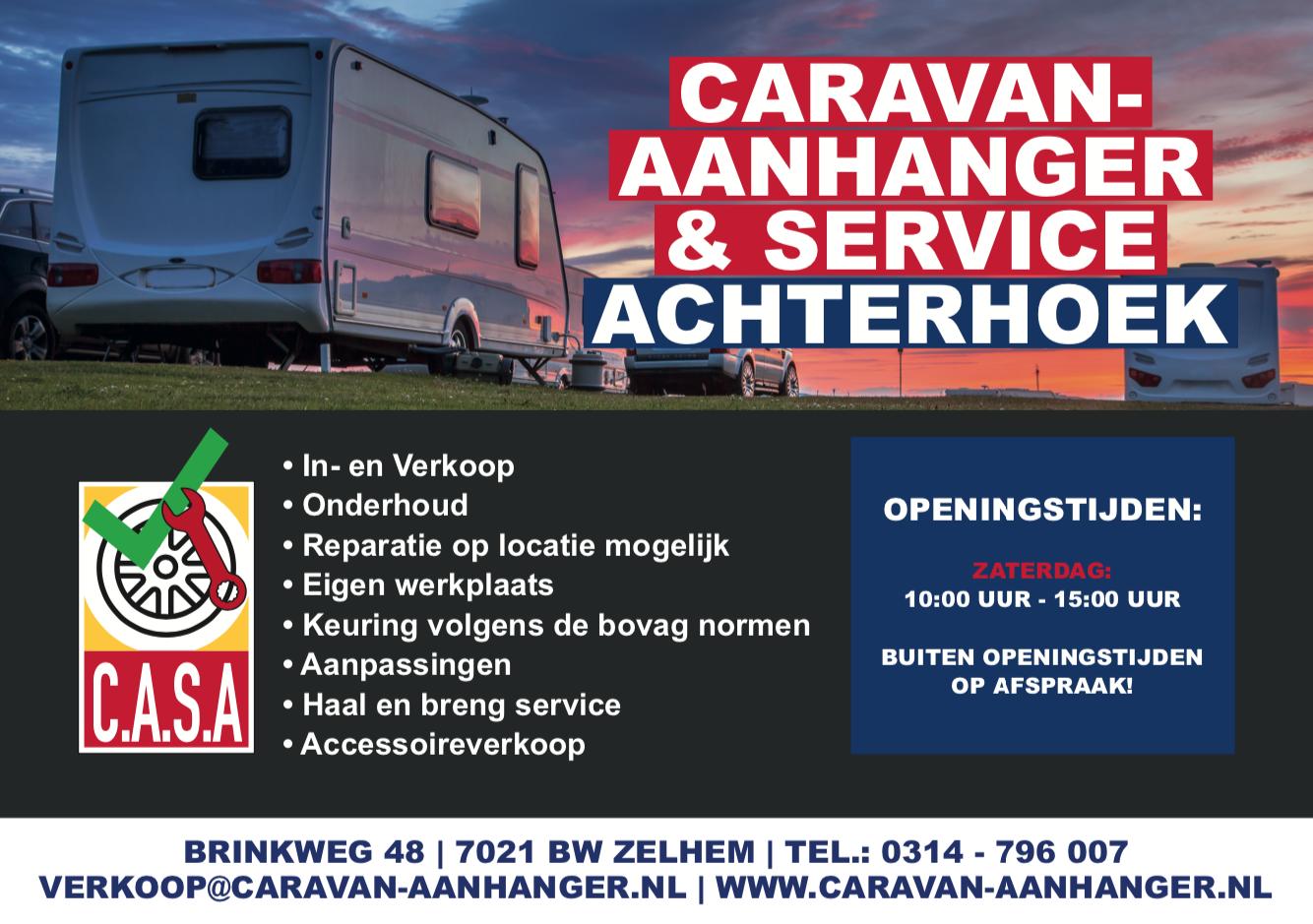 Caravanservice Achterhoek