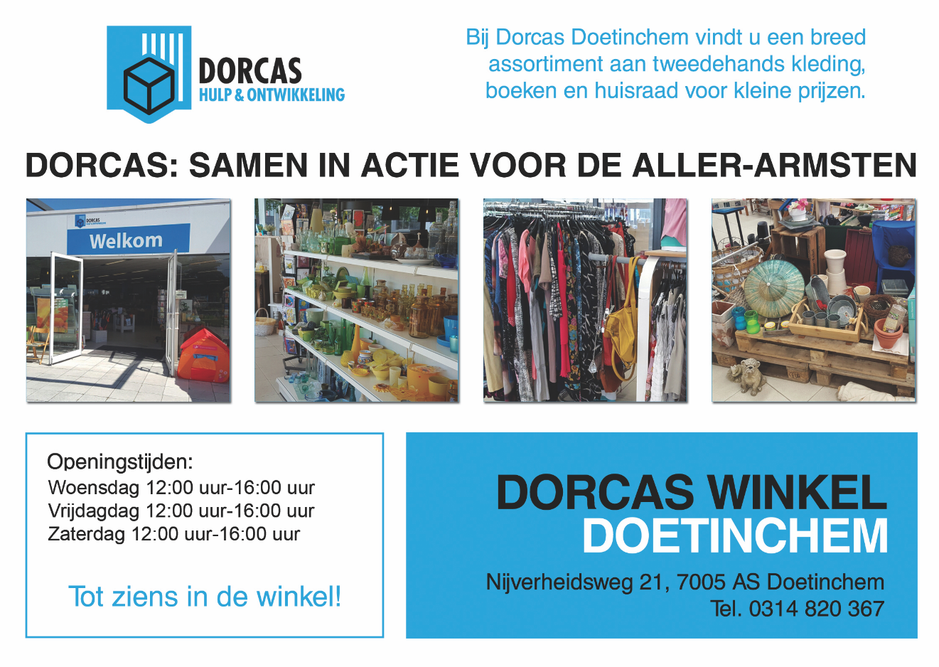 Dorcas Doetinchem