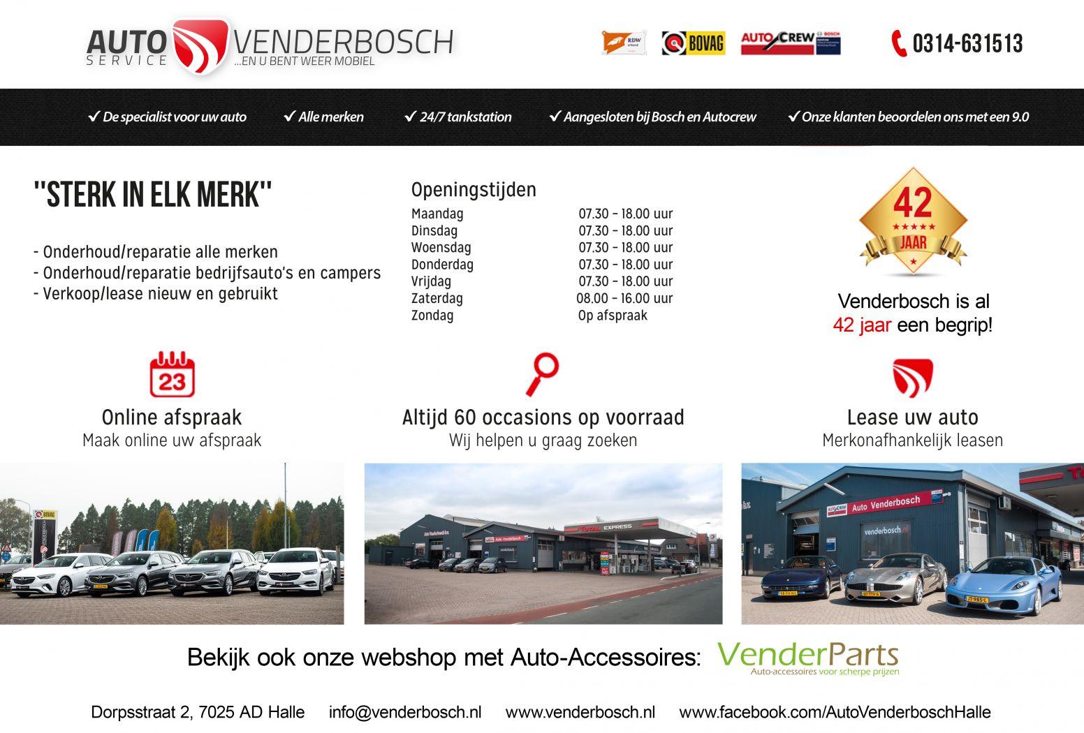 Garage Venderbosch